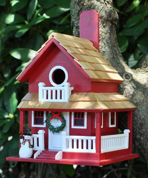 Matching Bird Houses To Local Birds Laidback Gardener