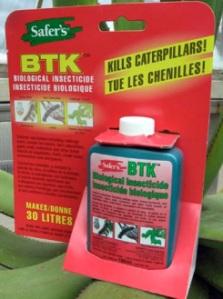 Bottle of BTK