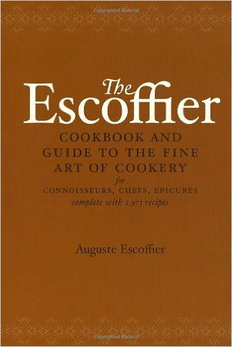French tarragon and the russian impostor laidback gardener for Auguste escoffier ma cuisine book