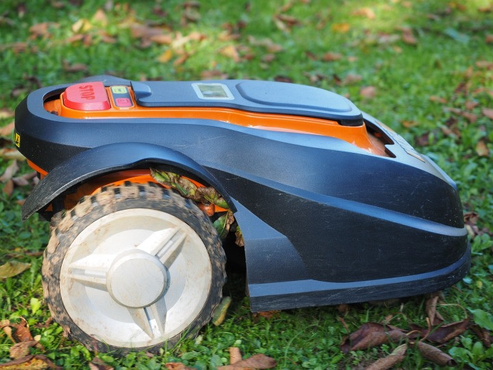 Robot Lawn Mower Robot Mower Automatically