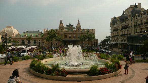 Monaco Casino Shorts