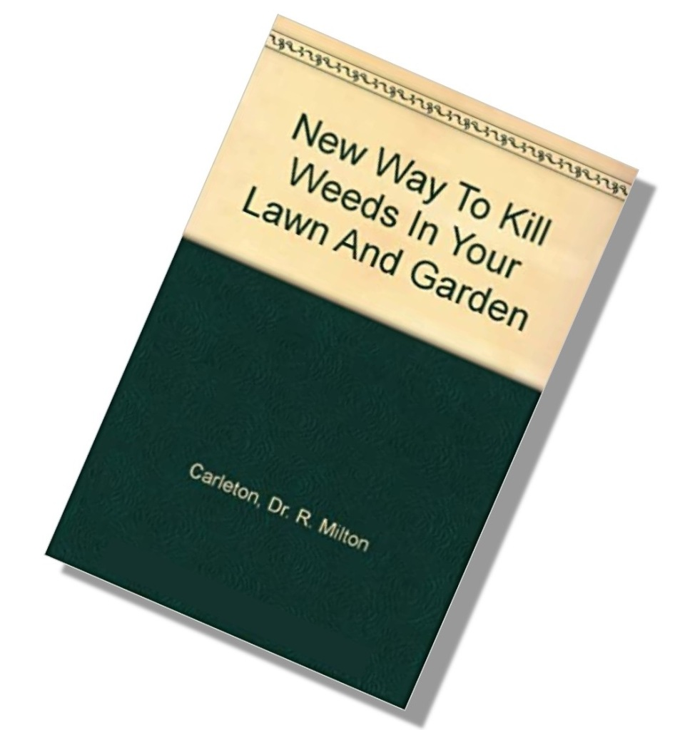 Book on lawn herbicides